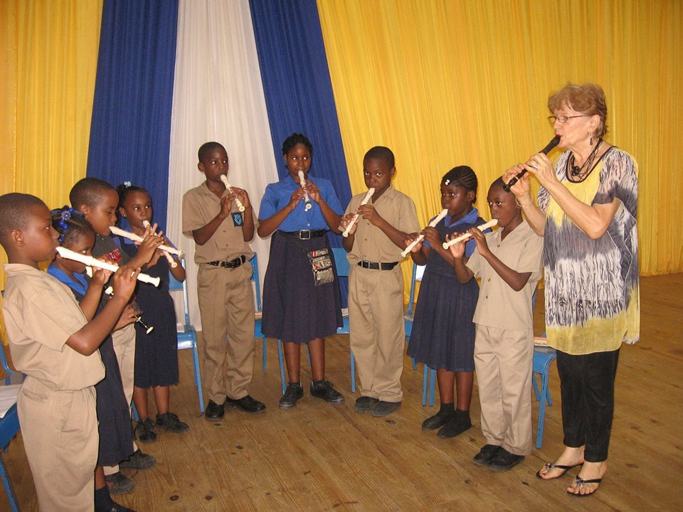 music unites jamaica foundation, music jamaica, classical music jamaica, live music Jamaica, rosina christina moder, jn foundation jamaica